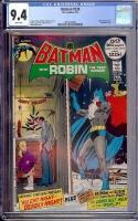 Batman #239 CGC 9.4 w Davie Collection