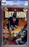 Batman #253 CGC 9.8 ow/w Davie Collection
