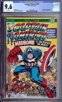 Captain America #193 CGC 9.6 w Davie Collection