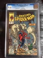 Amazing Spider-Man #303 CGC 9.8 w