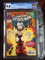 Amazing Spider-Man #391 CGC 9.8 w