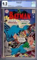 Batman #199 CGC 9.2 ow/w Davie Collection