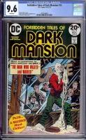 Forbidden Tales of Dark Mansion #13 CGC 9.6 w Davie Collection