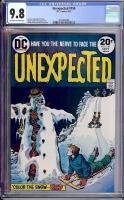 Unexpected #150 CGC 9.8 ow/w Davie Collection