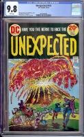 Unexpected #151 CGC 9.8 w Davie Collection