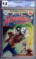Adventure Comics #435 CGC 9.8 w Davie Collection