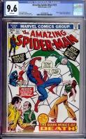 Amazing Spider-Man #127 CGC 9.6 w Davie Collection