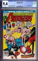 Avengers #117 CGC 9.4 w Davie Collection