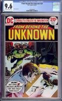 From Beyond the Unknown #24 CGC 9.6 ow/w Davie Collection