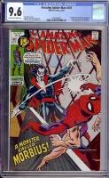 Amazing Spider-Man #101 CGC 9.6 ow/w