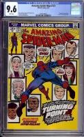 Amazing Spider-Man #121 CGC 9.6 w