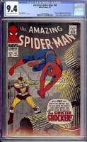 Amazing Spider-Man #46 CGC 9.4 ow/w