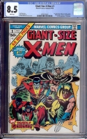 Giant-Size X-Men #1 CGC 8.5 w