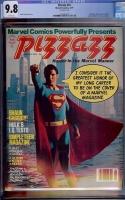 Pizzazz #16 CGC 9.8 w Davie Collection