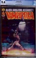 Vampirella #80 CGC 9.4 w