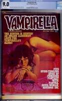 Vampirella #90 CGC 9.0 w
