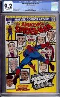 Amazing Spider-Man #121 CGC 9.2 w