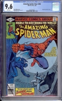 Amazing Spider-Man #200 CGC 9.6 w