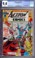 Action Comics #388 CGC 9.4 w Davie Collection