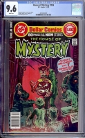 House of Mystery #256 CGC 9.6 w Davie Collection