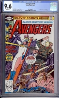 Avengers #195 CGC 9.6 w Davie Collection
