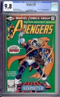 Avengers #196 CGC 9.8 w Davie Collection
