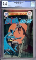 Brave and the Bold #119 CGC 9.6 w Davie Collection