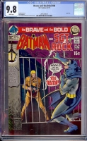 Brave and the Bold #96 CGC 9.8 w Davie Collection