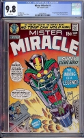 Mister Miracle #1 CGC 9.8 w Davie Collection