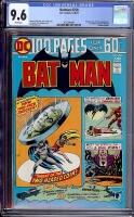 Batman #258 CGC 9.6 w Davie Collection