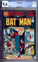 Batman #259 CGC 9.6 w Davie Collection