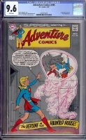 Adventure Comics #395 CGC 9.6 w Davie Collection