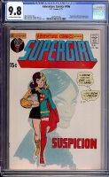 Adventure Comics #406 CGC 9.8 ow/w Davie Collection