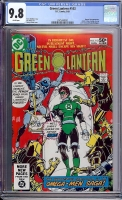 Green Lantern #143 CGC 9.8 w Davie Collection
