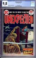 Unexpected #152 CGC 9.8 w Davie Collection