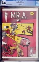 Mr. A #1 CGC 9.6 w