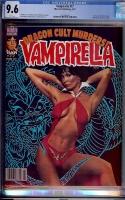 Vampirella #77 CGC 9.6 w