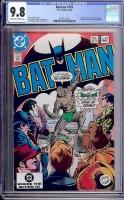 Batman #359 CGC 9.8 ow/w Davie Collection