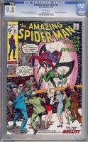 Amazing Spider-Man #91 CGC 9.8 w