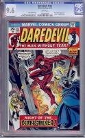 Daredevil #115 CGC 9.6 w