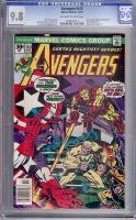 Avengers #153 CGC 9.8 ow/w