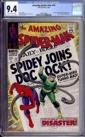 Amazing Spider-Man #56 CGC 9.4 ow/w