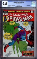Amazing Spider-Man #128 CGC 9.8 w Davie Collection
