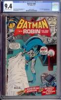 Batman #240 CGC 9.4 ow/w Davie Collection