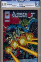 Bloodshot CGC 9.8 w Platinum Pricing Error