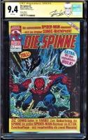 Amazing Spider-Man #151 CGC 9.4 w CGC Signature SERIES