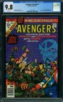 Avengers Annual #7 CGC 9.8 w