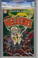 Our Fighting Forces #118 CGC 9.6 ow/w