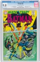 Batman #207 CGC 9.8 n/a