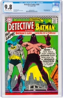 Detective Comics #355 CGC 9.8 ow/w